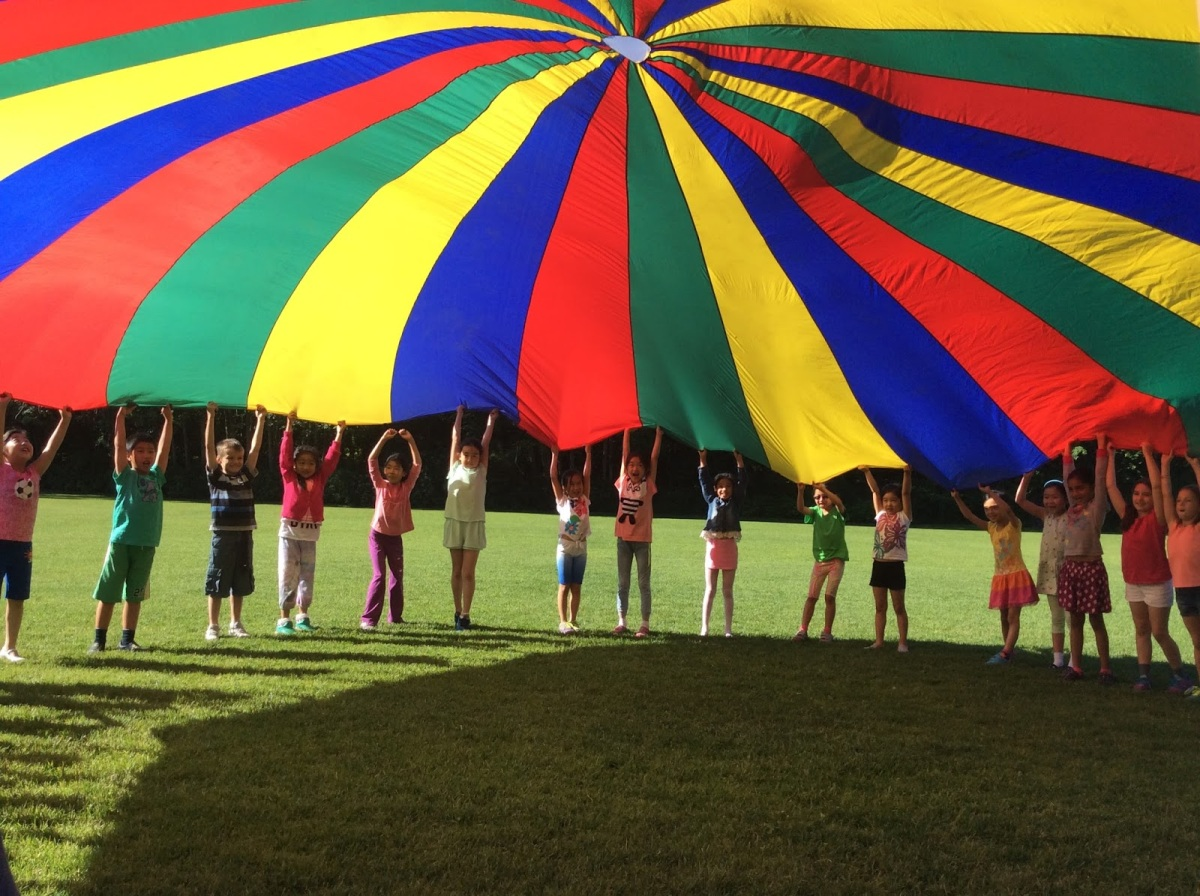 In these trying times, let's all take a moment to remember parachute day
